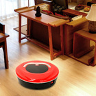 TO-RSW(C) Red Color Robotic Vacuum Cleaner, Vacuum Cleaning robot for Pets