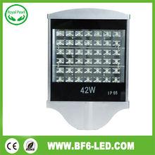High luminous efficiency IP66 80W led street lighting