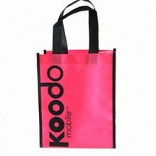 Non-woven,non woven/polyester/pp non woven Material and Handled,tote bag Style