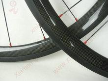 NSS full carbon fiber wheels road bike carbon wheels farsports built 38mm carbon clincher wheel 23mm width