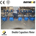 fase única 2hp motor elétrico capacitor