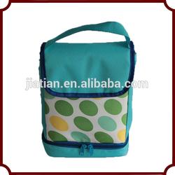 custom polyester thermostat bag cooler bag