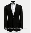 2014 hot sales and new design / long sleeve velvet evening dresses ,business suits for men,frock suit