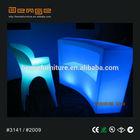 bar table and chair, lighting furniture,LED bar counter