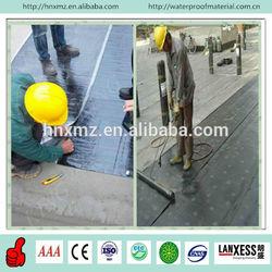 Cold vulcanization bonding 3mm 4mm sbs modified bitumen roof waterproofing membrane
