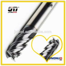 Jinoo de alto rendimiento de carburo de soild cóncavo cortador
