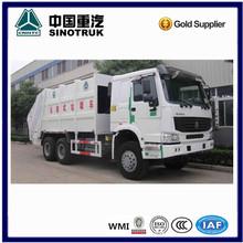 6x4 20m3 Rear loader Garbage Truck
