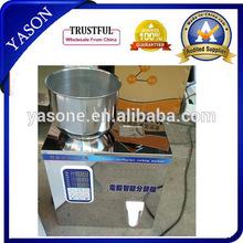 Multi-function packing machine,automatic quantitative packaging machine, granular powder food packing medicine1-50 g