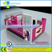 ODM&OEM fashionable eyebrow threading kiosk/eyebrow threading kiosk for sale