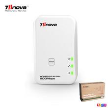 Mini size homeplug av powerline no software installation