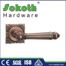 2014 China manufacturer front door handle and lock