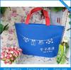 Fashion tote bag logo printed bags wholesale