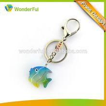 2014 Cheap Custom High Quality Beautiful Animal Key Chain