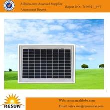 2014 new 12v 5w solar panel
