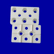 High quality cheap hot sales high alumina ceramic plates
