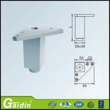 glazed arm support hinge