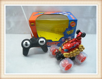 Hot sale kids 4ch rc stunt toy car 360 degrees