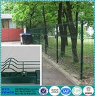Eco Nylofor 3D Welded Garden Fence Metal Wire Mesh Fence Panel