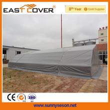 China wholesaleflat roof aluminum car shelter
