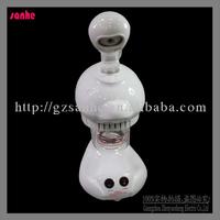 CE certification mini beautiful facial steamer humidifier