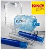 KING'S- 20 Liter PET Preform for 5 gallon Water bottle