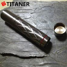 hot sale new style waterproof titanium streamlight