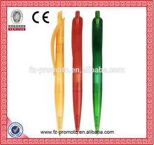 Environmental cornstarch material plastic ball pen