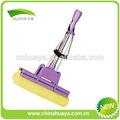 Fácil limpeza magic rolo dobro mop esponja de pva magic mop piso rodo hy-270