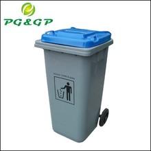 wood plastic composite dustbin.