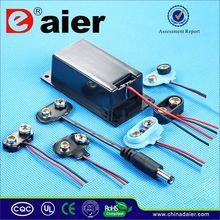 Daier high temperature resistance battery holder cr2032