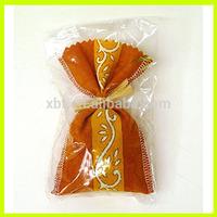Orange Linen Lavender Scent Bag