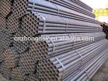 ERW low carbon mild welded steel pipe