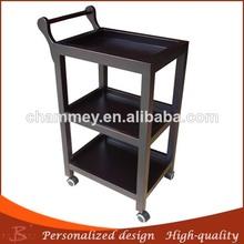 wood leisure makeup cart wood treatment SPA carts