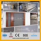 Stainless Steel Screen Netting Material and Door & Window Screens Type Automatic Glass Sliding Door