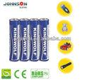 Aaa 1.5v am4 lr03 alcalina da bateria