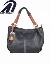 China manufacture ladies handbag hobo bags