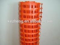 plastic barrier/pvc barrier/orange safety fencing