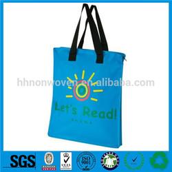 Supply non woven bag decorative reusable bags