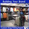 sportwear store display cabinet outdoor sports shop design