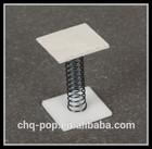 adhesive shelf wobbler/;shelf wobbler display