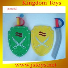 de juguete de plástico cuchillo