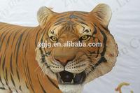 life size fiberglass tiger for sale