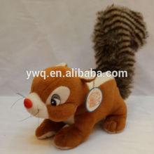 custom toy&custom squirrel / plush soft toy&soft plush toy squirrel wholesale