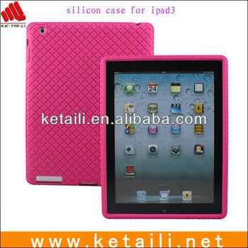 New arrival silicone mini back case for ipad
