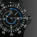 الرجل الأسود 2014 السويسرية الجديدة تصميم الساعات mr080 العسكرية الجيش ستايل الطيار