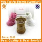 Wholesale Cute Fashionable cute style Warm cute dog baby prewalker shoes