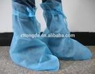 Non-woven disposable boot cover
