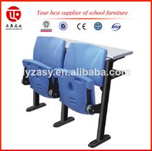 adjustable school desk and chair blue plastic wrap