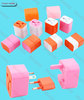 China gold supplier approved CE&ROHS Newest Fashion mini universal plug adapter