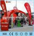 tente de randonnée 2014 gonflables de haute qualité